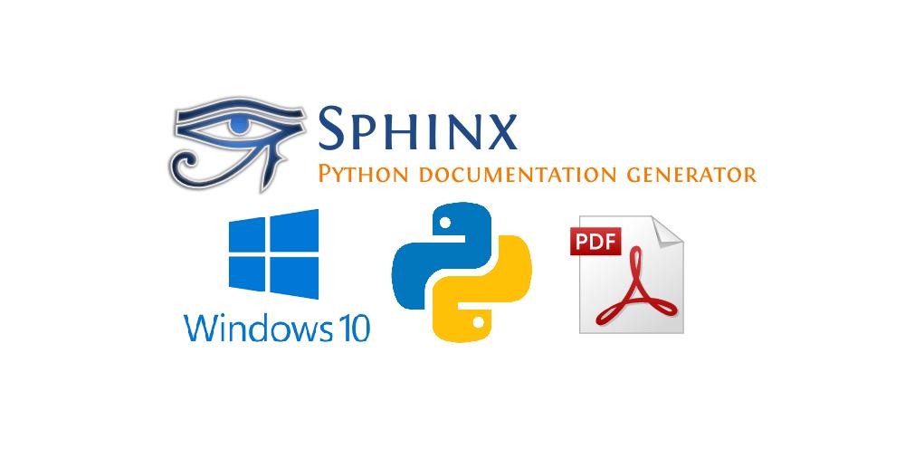 Python+Sphinxによるドキュメント生成【Windows+PyCharm環境】
